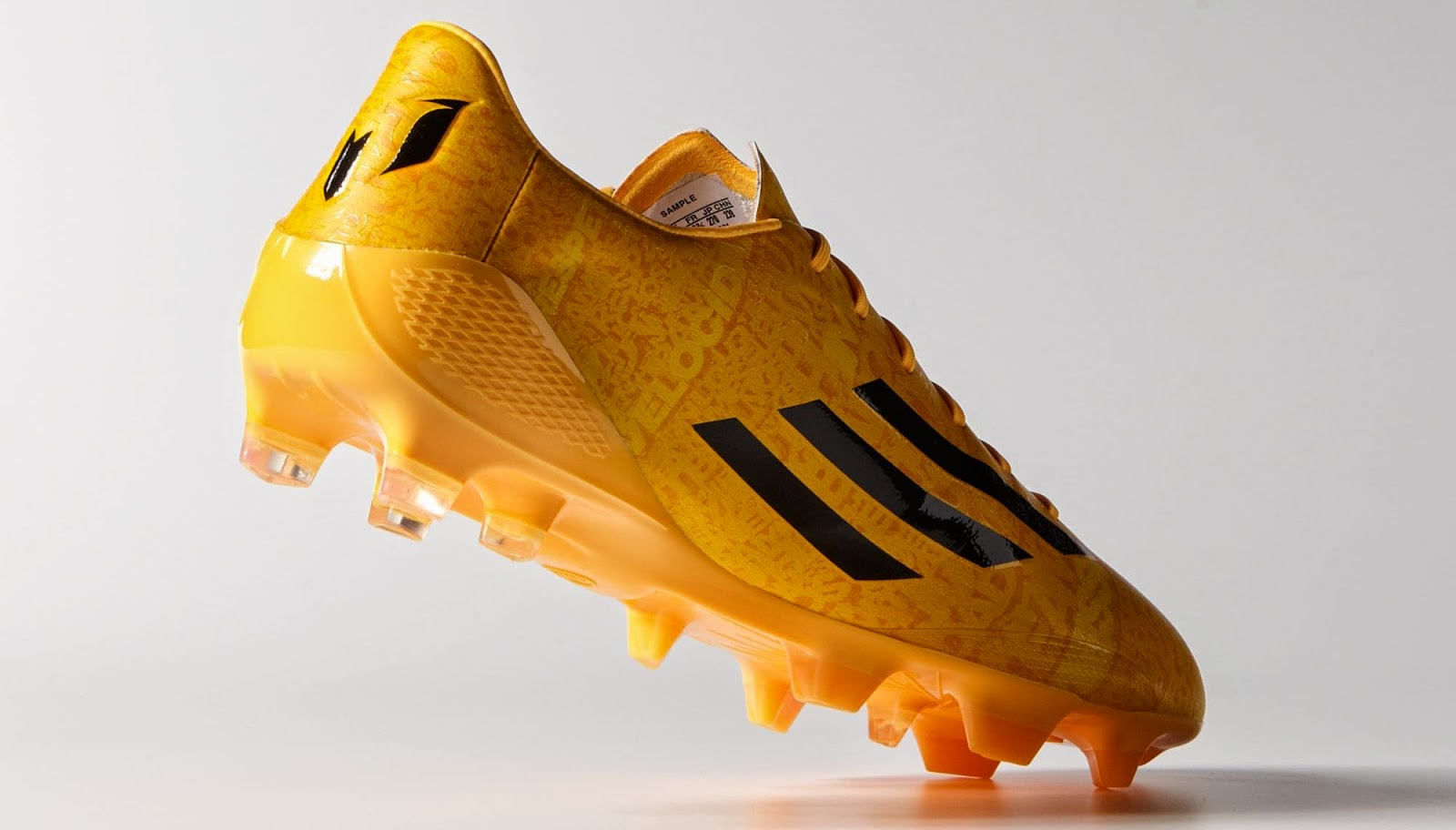 Adidas F50 adiZero 4 Messi Edition - solar gold-black-black - 4.jpg