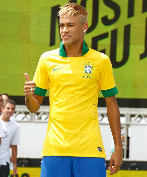 neymar brasilien trikot