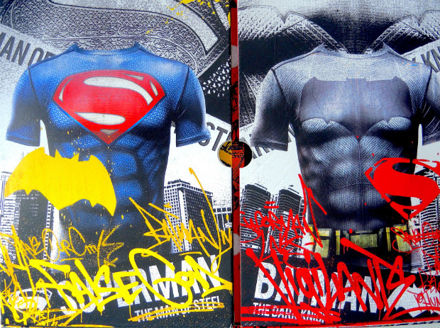 UA Batman vs.Superman Box